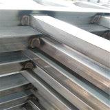 Hot-DIP Gegalvaniseerde Omheining van de Diplomaat van het Aluminium van het Staal Tubulaire, de Omheining van het Garnizoen