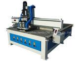 CNC de Machine van de Router van de Gravure van de Houtbewerking met de Pneumatische Cilinder van de Lucht