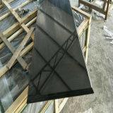 Lastre nere del granito dello Shanxi di disegno unico bello per i materiali da costruzione