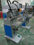 TM-S4n Ce-Approved Almofada de quatro cores máquina de impressão com almofada independentes