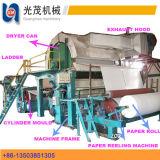 Maquinaria do papel higiénico de 787 tecidos, tecido do lenço que faz máquinas
