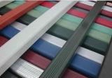 PE Revêtement Revêtement de couleur Gouttière en aluminium 0,4-0,6 mm