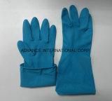 Handschoenen van de Keuken van het Latex van de Tuin van de Veiligheid van het Werk van het huishouden de Werkende Waterdichte