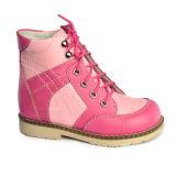 Студенты удобной поддержки обувь детей Correcticve ортопедические ботинки