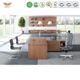 Стол экзекьютива офиса менеджера мебели Гуанчжоу Mahogany деревянный