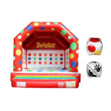 Juego Twister inflable Castillo Puente CHB599