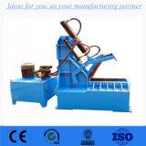 Resíduos de borracha hidráulico / Cortador de Pneu máquina de corte