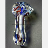 De Waterpijp van het Glas van 2.76 Duim van de Rokende Pijp van de Olie van de Filter