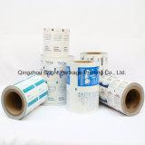 Kameraobjektiv-Gewebe, die Aluminiumfolie-Papier verpacken