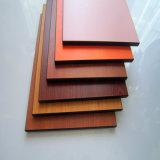 Mit Seiten versehendes festes Aufbau Belüftung-Blatt für Baumaterial
