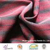 Tessuto tinto filato cationico per la camicia