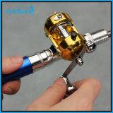 Pêche à la glace Combo Fishing Tackle Pen Canne à pêche