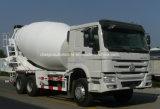 HOWO 10 바퀴 시멘트 믹서 드럼 롤러 트럭 8 M3 구체적인 납품 트럭