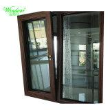 Dreifaches isolierendes Glasaluminiumlegierung-Flügelfenster-Fenster