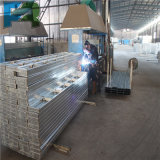 230*63 يغلفن فولاذ لوح لأنّ سقالة