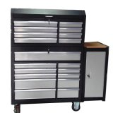 Wholesale를 위한 중국 Jockey Wheel Steel Drawer Tool Cabinet
