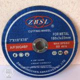 두 배 Net Reinforced Metal Cutting 및 Grinding Wheel