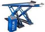Gummireifen-(2) Pfosten-Aufzug Wechsler/zwei/Auto-Aufzug//Nitrogen-Luftpumpe der Rad-Stabilisator-/Rad-Ausrichtung (Ausrichtungstransport)