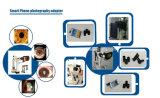 Spleet Lamp Photography Adapter voor iPhone 3, 4, 4s, 5, 5s, 6 en 6 Plus