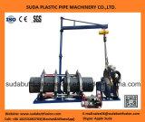 Sud200-400mm máquina de soldadura topo a topo de HDPE