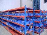 Mittlere Aufgabe Longspan Racking-Systeme mit kundenspezifischem Lager-Fach /Shelf