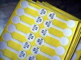 Kennsatz-/Sticker-Papier-stempelschneidene Maschine