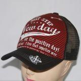 Cappello promozionale del camionista del ricamo della maglia (LTR14003)