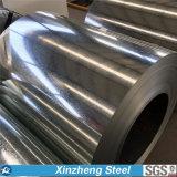 Feuille de métal galvanisé bobine, fiches plates en acier galvanisé et en bobines
