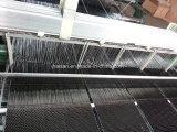 Tejido de fibra de carbono unidireccional para la construcción civil