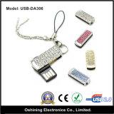 USB Pendrive 1GB, 2GB, 4GB, 8GB (USB-DA306) del diamante/Jewelry