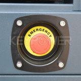 generatore insonorizzato diesel del gruppo elettrogeno 20kVA con il pannello di controllo 6210