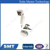 Bride d'extrémité de module solaire réglable