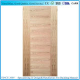 コンパクトな積層部屋のドアのパネルか形成された平らなドアの皮