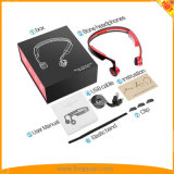 無線骨導Bluetooth Sweatproofはヘッドホーンを遊ばす