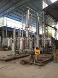 30 toneladas por día Sistema Negro Motor de aceite de regeneración (EOS-30)