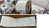 Toalha seca não tecida do rolo, Wipes do rolo, Wipes secos com rayon 100%