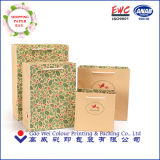 El papel impreso bolsa de regalo para los niños