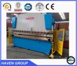 WC67Y dobradeira hidráulica, máquina dobradeira hidráulica, máquina de dobragem da placa