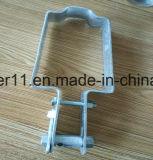 HDG Cable Metálico de acero de la abrazadera de montaje del tensor de la línea de alimentación cable