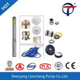 5SD12 Pompen de Met duikvermogen van de reeks Industriële Fulid 50c, de Irrigtaion Gebruikte Pomp van China
