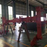 Linea di produzione di schiumatura del blocchetto del cemento AAC della sabbia fatta in Cina