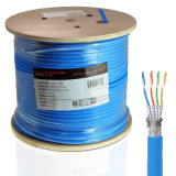 Cat7 SSTP SFTP Bladeed Stranded Bare Copper LSZH Bulk Cable