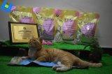 Pet producto: Carbón activo el Tofu arena de gato (TFAC)