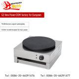 Equipo eléctrico del abastecimiento de la máquina del Crepe del fabricante del cono del Crepe con precio de fábrica