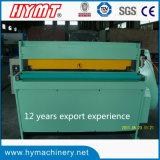 Qh11d-3.5X1250 mecânica de alta precisão do tipo guilhotina máquina de Cisalhamento