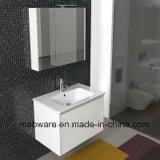 Governo di stanza da bagno semplice del PVC di nuovo disegno con il lavabo
