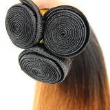 Tom de reboque 1B/30 Directamente Ombre Extensões de cabelo humano peruana
