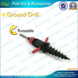 Drapeaux de plage Bearing Earth Ground Ground Spike (M-NF23P08002)