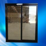Porta interior de porta corrediça de alumínio