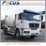 Becken-Lieferwagen-Kubikverkauf der großen Kapazitäts-6-12 konkreter mischender in Vietnam